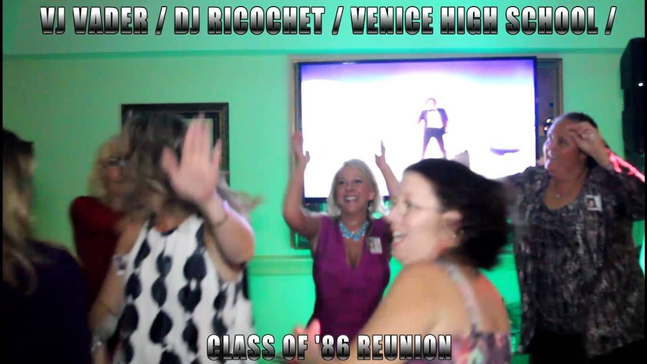 Venice High School Class Of 1986 Reunion part 1