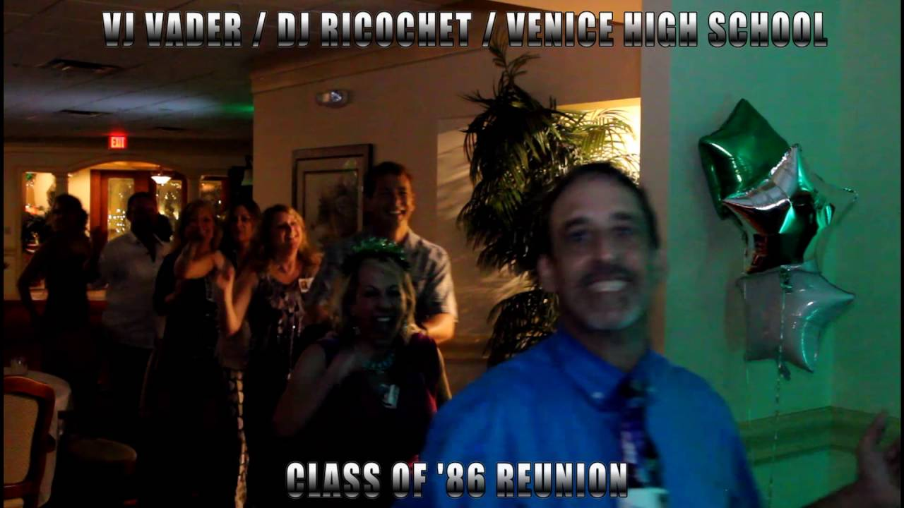 Venice High School Class Of 1986 Reunion part 2