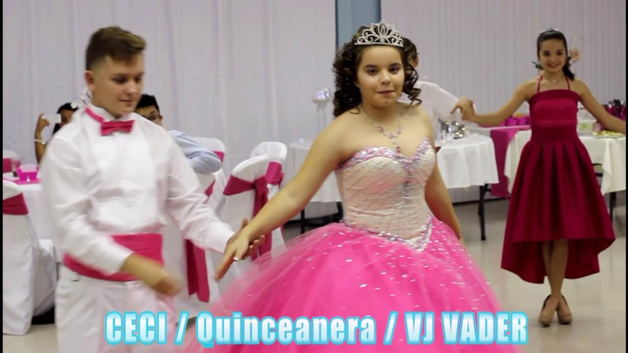 CeCi Quinceanera