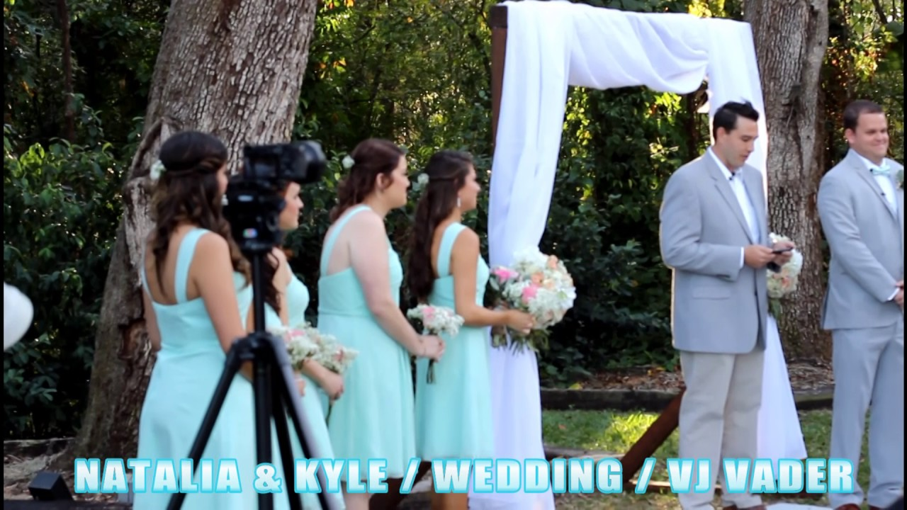 Natalia & Kyle Wedding – part 1