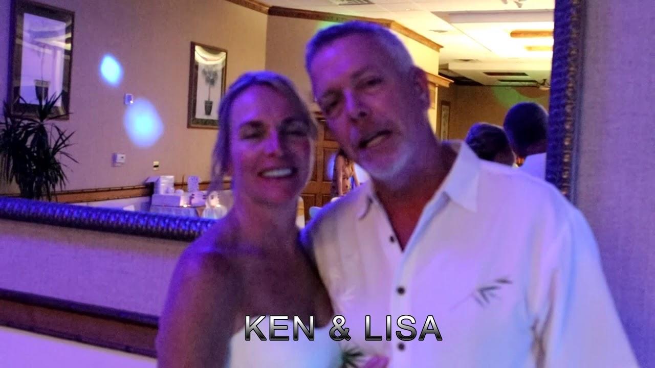 Ken & Lisa Wedding