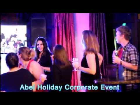 Abel Holiday Corporate Event